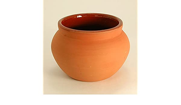Cookware, Dining & Bar 18cm Diameter 2019 New Style Authentic Chinese One Handle Earthen Clay Pot With Lid