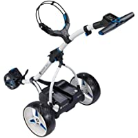 CARRITO DE GOLF ELECTRICO MOTOCADDY M-1 BLANCO CON BATERIA DE LITIO (BLANCO)