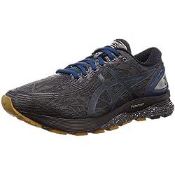 ASICS Gel-Nimbus 21 Winterized, Chaussures de Running Homme, Gris (Graphite Grey/Black 020), 45 EU