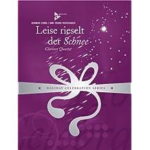 Advance música Reinshagen F.–Leise rieselt der Schnee–4clarinettes