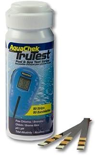 3 Dosen AquaChek TruTest Teststreifen 150 Stück pH Chlor Pooltester Wassertest