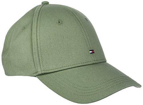 Tommy Hilfiger Herren Baseball Classic Bb Cap, Braun (Four Leaf Clover 905), One Size (Herstellergröße: OS)