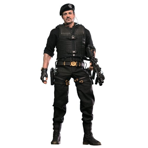 """Movie Masterpiece [] """"The Expendables 2"""" 1/6 scale figure Barney Ross (japan import)"""