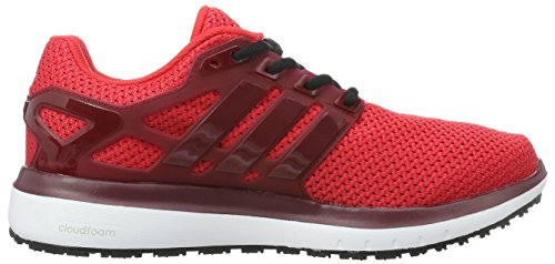 adidas Herren Energy Cloud Wtc Laufschuhe Rot (ray Red /collegiate Burgundy/vivid Red)