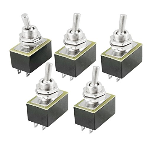 AC 220V / 110V 3A / 6A ON / OFF 2 Posición SPST interruptor