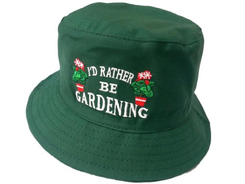 Erwachsene-Id-Rather-Be-Gardening-Bush-HutGren-S-57-cm-M-58-cm-L-59-cm