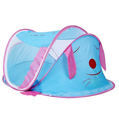LLSTRIVE Moskitozelt ,,Krippen-Moskitonetz, faltbares Moskitonetz für Babys, sicheres Anti-Moskito-Essentials @ 110 * 65