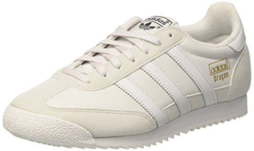 adidas Dragon OG, Baskets Basses Mixte Adulte, Gris (Grey One/Grey One/Grey One), 38 EU