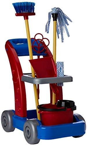 Faro - Carrito de limpieza, juguete del hogar