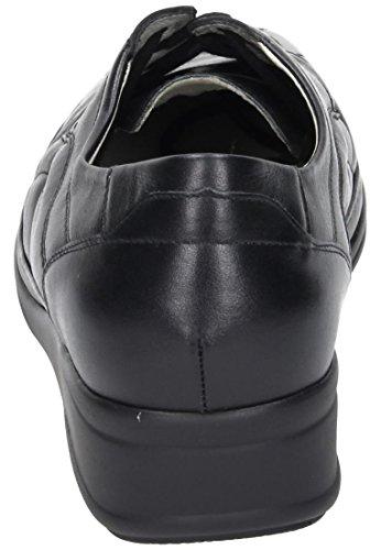 Waldläufer , Chaussures de ville à lacets pour femme Noir - Moni Schwarz