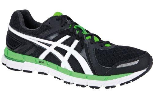 Asics Natural Running Schuhe Men's Gel Excel 33 2 black/white/neon green (Größe:...