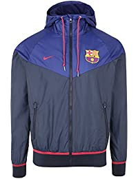 af9f0103937d9 Nike FCB Auth Windrunner - Chaqueta Fútbol Club Barcelona 2015 2016 para  Hombre