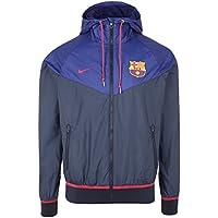 Nike FCB Auth Windrunner - Chaqueta Fútbol Club Barcelona 2015/2016 para Hombre, Color