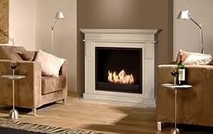 bio ethanol kamin salieri bazzini bio ethanol kamin feuer incl rahmen k che. Black Bedroom Furniture Sets. Home Design Ideas
