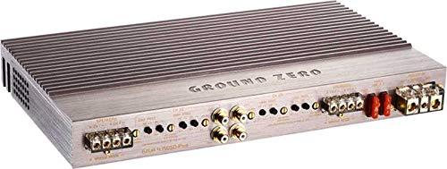 Ground Zero GZUA 4.150sq de plus – Amplificateur audio 4 canaux