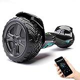 """8.5"""" Premium Offroad Hoverboard Bluewheel HX500 SUV - Deutsche Qualitäts Marke - Kinder Sicherheitsmodus & App - Bluetooth - Starker Dual Motor - Elektro Skateboard Self Balance Scooter"""