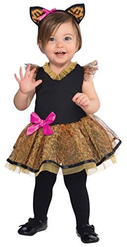 oween Mädchen Schönheit Katze Kostüm Ohren und Haarband (Katze Halloween Kostüme Amazon)