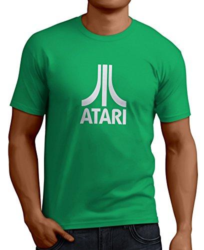Atari Retro Computer Gaming T-shirt