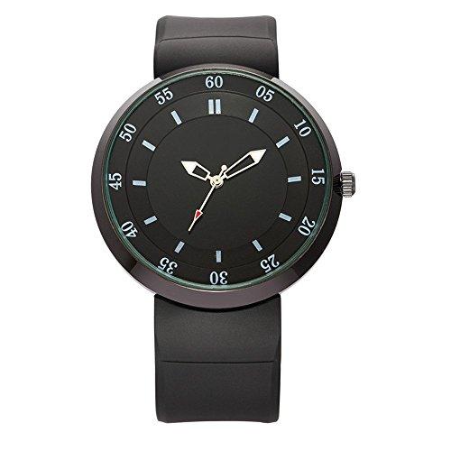 L'uomo, orologio al quarzo, moda, tempo libero, sport, gel di silice, W0418
