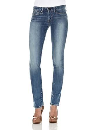 Jeans Levi's Early Dawn Demi Curve Straight Leg pour femme (bleu)