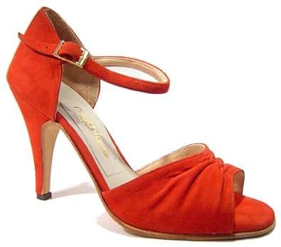 Chaussures de Danse pour Tango Ballroom Salsa p/ Femmes - Mythique - Stephanie - Taille 42