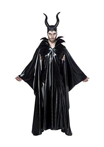 Mask Paradise Herren Maleficent Lord Komplettset One Size ()