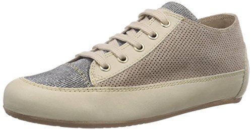 Tosca Blu Shoes HELENE, Low-Top Sneaker donna, Beige (Beige (TORTORA C76)), 36