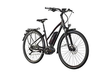 Ghost Andasol Trekking 6 Miss black/red/gray 2016 E-Bike MTB HT
