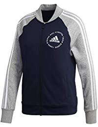Abbigliamento it Adidas Tecniche Giacche Amazon Sportive M E B0d0Tq