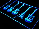 Enseigne Lumineuse s091-b Guitars Weapon Band Bar Beer Neon Light Sign