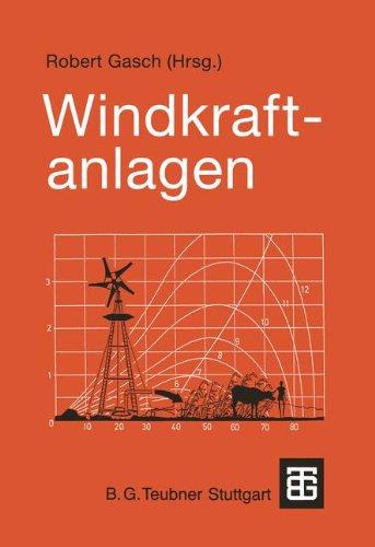 Windkraftanlagen: Grundlagen und Entwurf