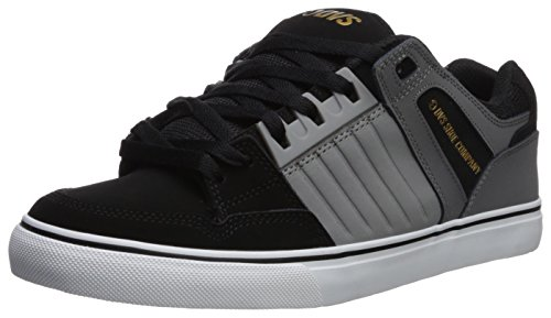 DVS Herren Celsius Ct Skateboardschuhe, Grau (Charcoal Grey Black Nubuck 022), 41 EU - Ct, Herren Skateboardschuhe