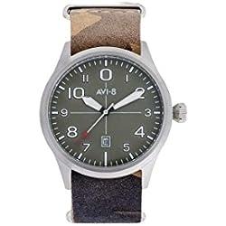 Reloj de hombre AVI-8Flyboy av-4028-setb-04