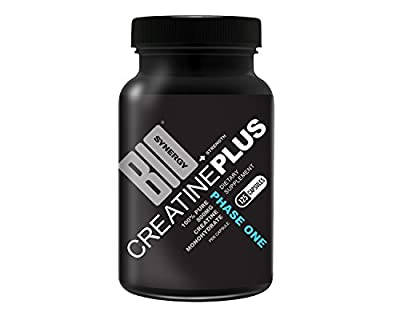 Creatine Plus strength - 125 Capsules by Bio-Synergy