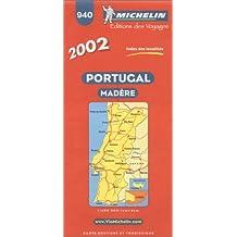 Michelin Karten, Bl.733 : Portugal, Madera (Michelin Country Maps)