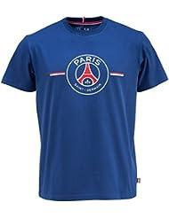 T-shirt PSG - Collection officielle PARIS SAINT GERMAIN - Tee shirt taille adulte homme