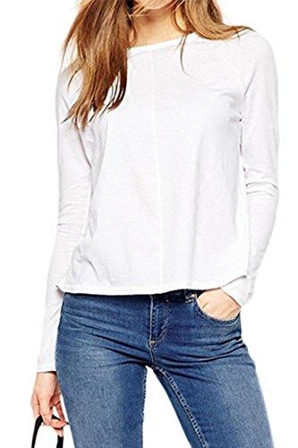 de-manga-larga-camisa-causal-raja-de-la-mujer-en-la-parte-posterior-white-xl