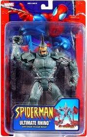 illan Ultimate Rhino (Spiderman Villans)