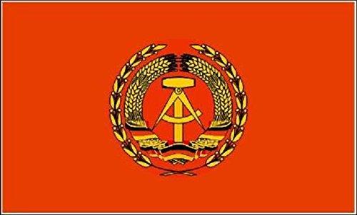 U24 Fahne Flagge Erster Vorsitzender Sekretär des ZK der SED DDR 90 x 150 cm -