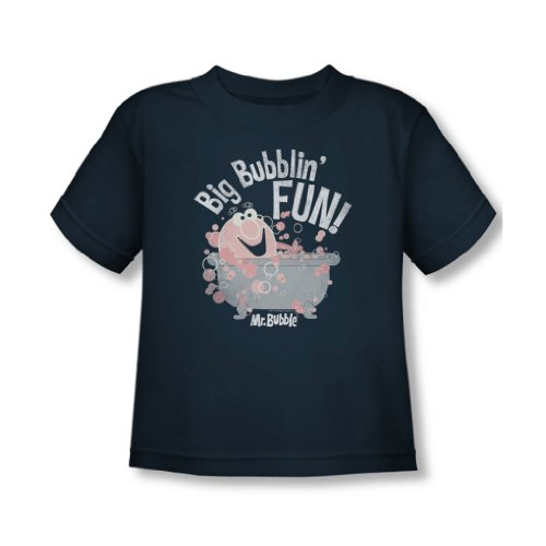 mr-bubble-bubblin-big-fun-t-shirt-per-bambini-blu-blu-navy