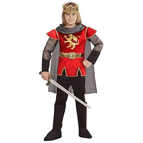 Widmann - Kinderkostüm König (Disney Jungen Prinzen Kostüm)