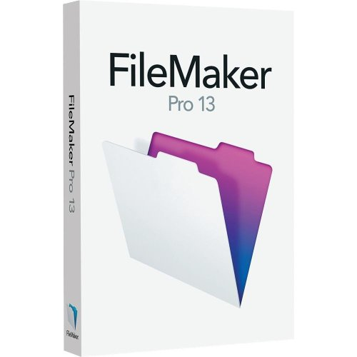 Vollversion FileMaker PRO version13/ MAC / WIN / deutsch / CD