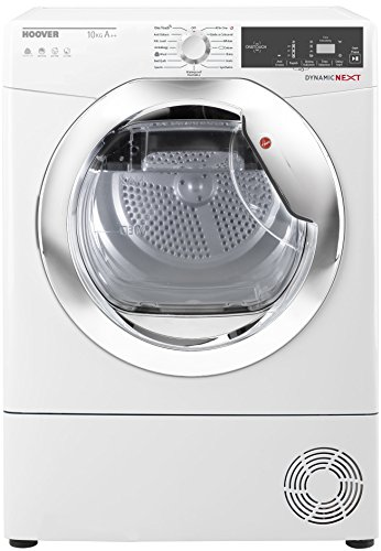 Hoover DXH10A2TCE Freestanding A++ Rated Condenser Tumble Dryer - White