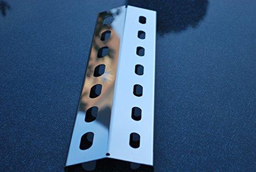 395mm x 150mm edelstahl flammenverteiler Amazon freistehende markisen