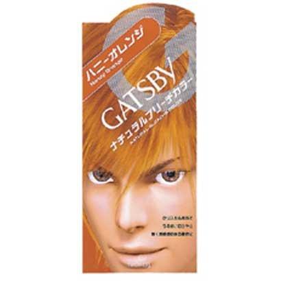 Gatsby Natural Breach Hair Color - Honey Orange