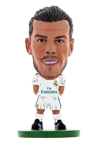 Soccerstarz - soc1064 - Real Madrid Gareth Bale - Home kit (2018 version) / Figures
