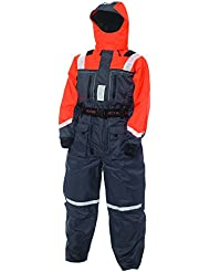 Kinetic Bañador, disponible en los tamaños XS–XXXL en el color naranja/gris, para mayor seguridad y comodidad, medium