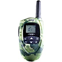 CPS CP101 Walkie Talkie PMR446 Two Way Radio (Camouflage-81) (1 Piece)