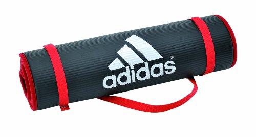 #adidas Trainingsmatte Core, schwarz#