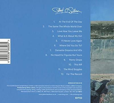 Gilbert O'Sullivan [CD]